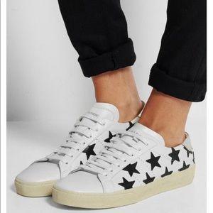Saint Laurent California Star low sneakers